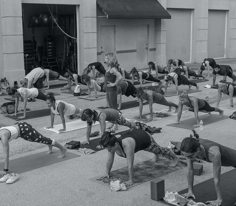 Yoga Events