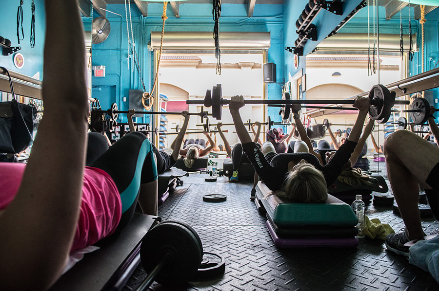 Fusion Fitness Classes