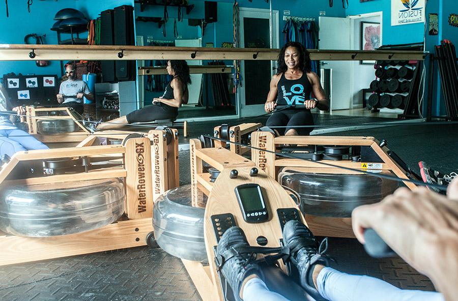 Indoor Rowing Fusion