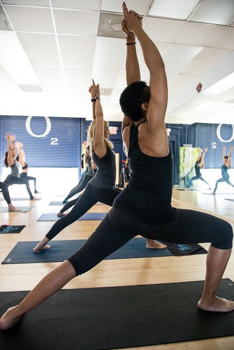 Fusion Fitness Aerial Yoga